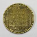 1828 Calendar medal - Anon (probably Thomas Halliday)