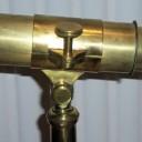 4 draw telescope & stand - L. Pedrone, Liverpool
