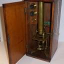 Brass  Microscope - CharlesCollins
