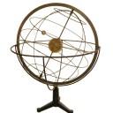 Abel Klinger terrestial sphere - van Leest Antiques  (1)
