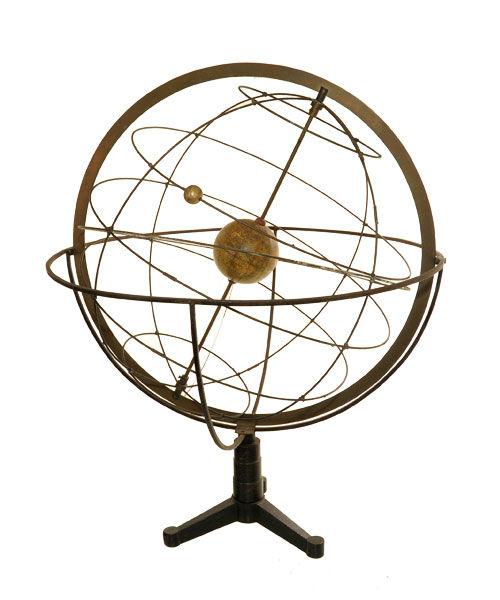 Abel-Klinger celestial sphere