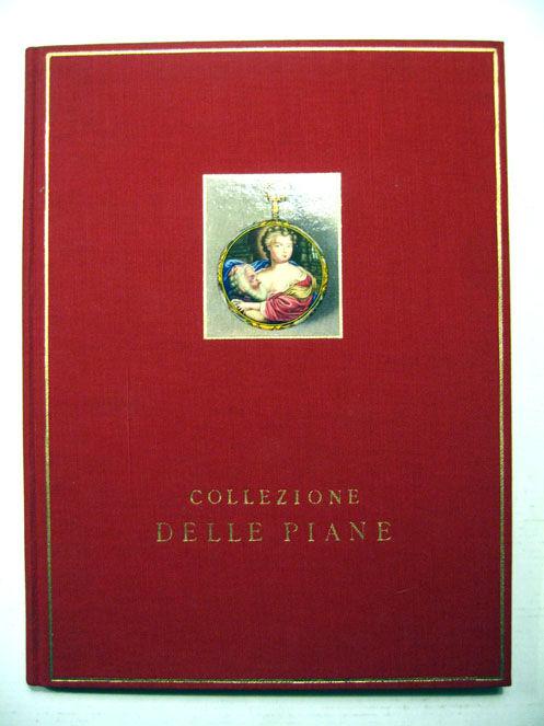 B.PARISI Catalogo della Coll.Delle Piane 1954 HOROLOGY