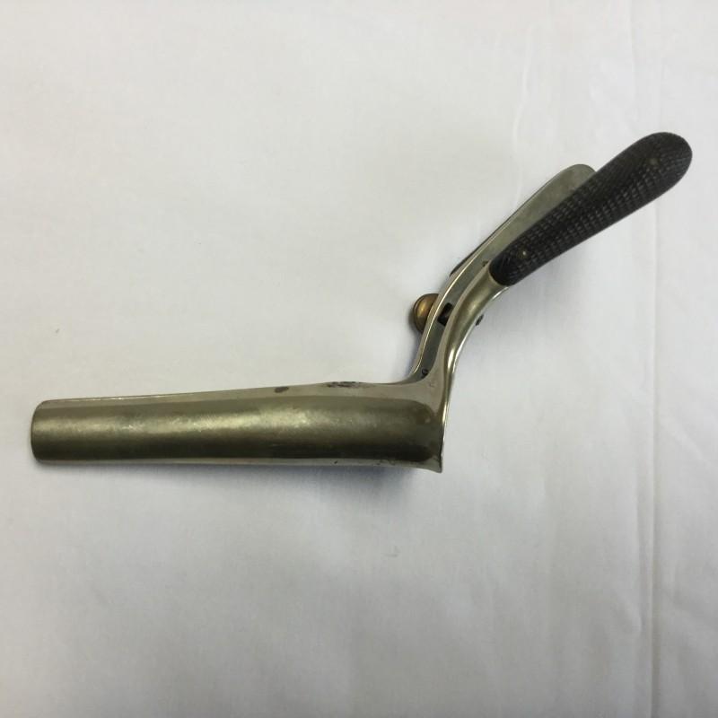 Petite vaginal speculum with ebony grips