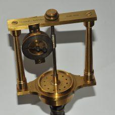 A 1900ca. Caignard-De La Tour's Brass Siren – E. Leybold's Nachfolger Coeln-Rhein