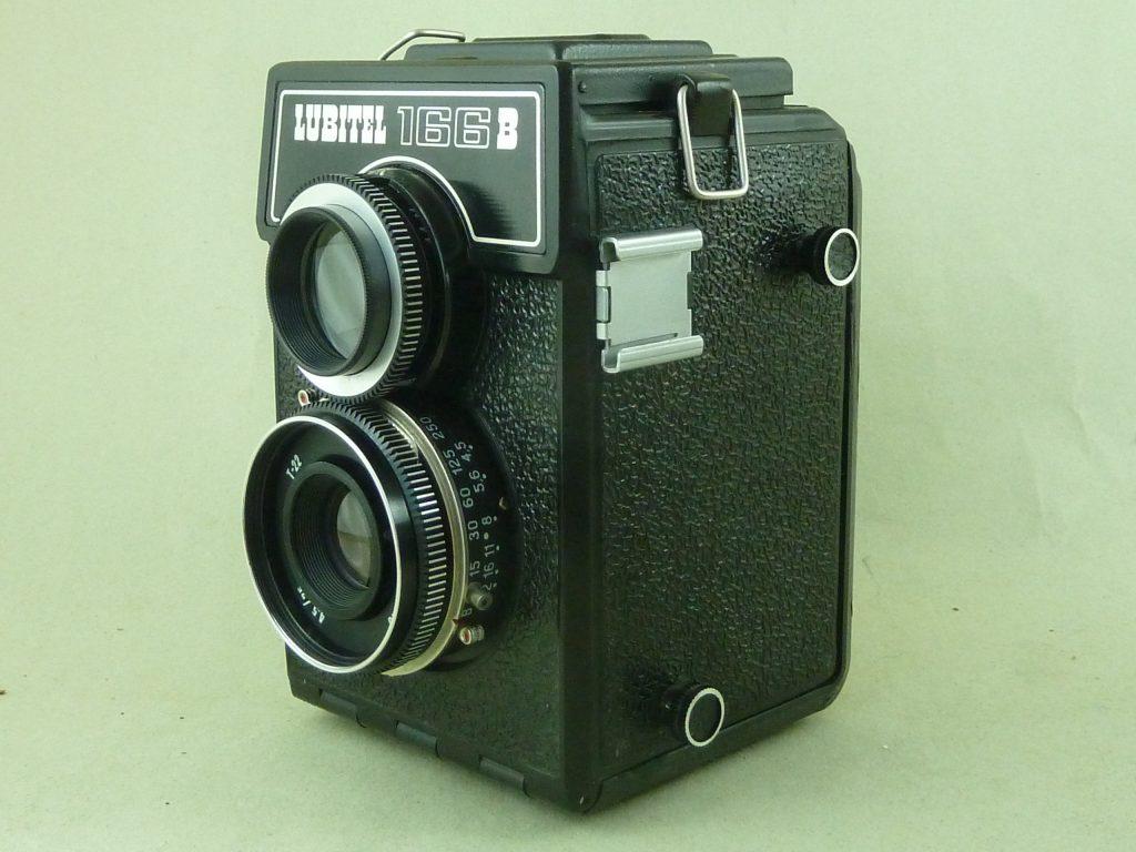 For Sale; Lubitel 166B Twin lens 120 Medium Format film ...