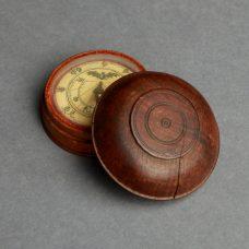 Rare Porter Magnetic Sundial for the Chinese Market