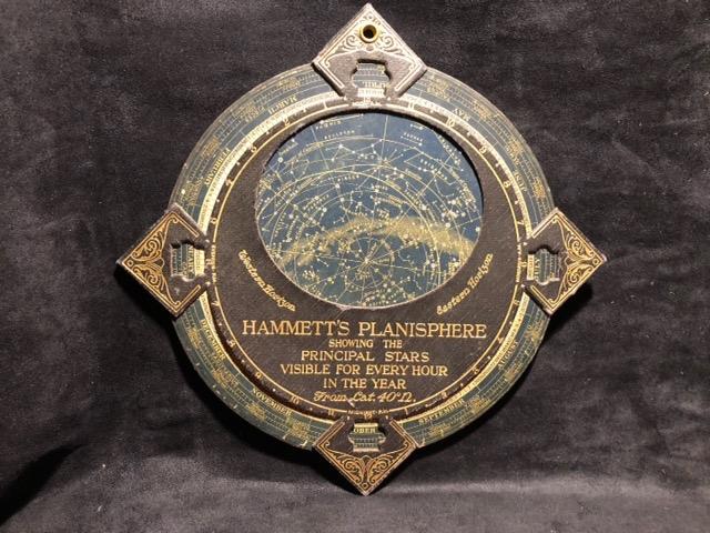 HAMMETT'S PLANISPHERE