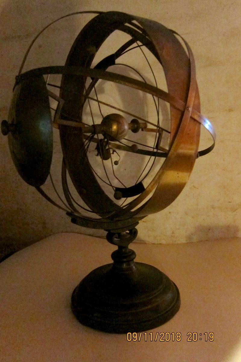 Bryant Armillary Sphere