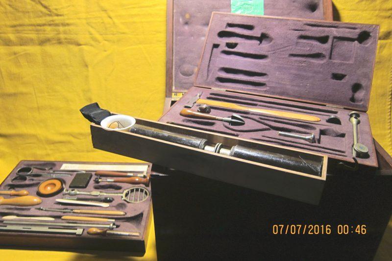 Assayer's Kit, August Lingke & Co