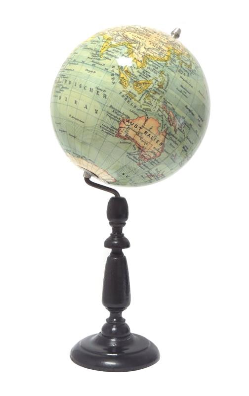 Miniature Terrestrial Globe.