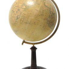 Dr. Neuse's Globus för Handel och Skola.
