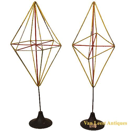 Two wire Axal cross models.