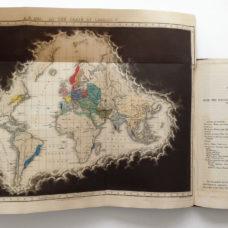 Quin's famous Historical Atlas, 1836
