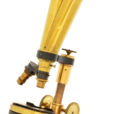 Binocular R&J Beck microscope (1869)