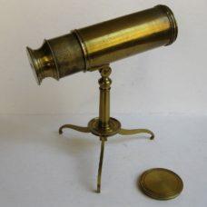 A Dollond portable and achromatic Four-Lenses Telescope, Circa 1770-1790