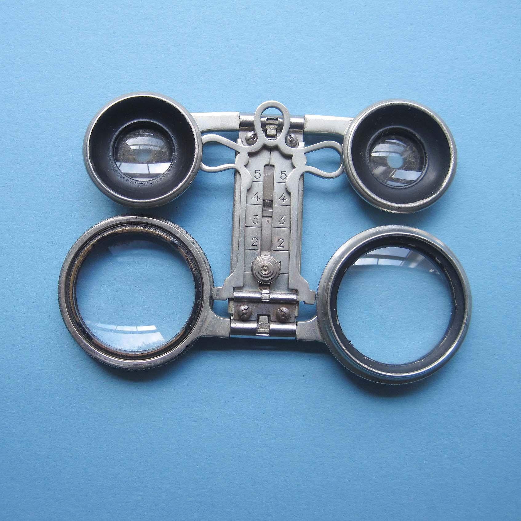 Late Nineteenth Century Collapsible Opera Glasses