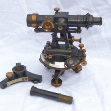4 inch theodolite in case – L. Casella