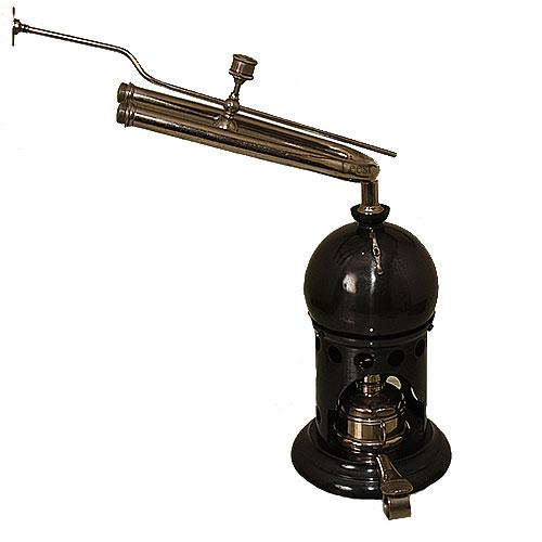 Luer Eye Vaporizer , c 1880