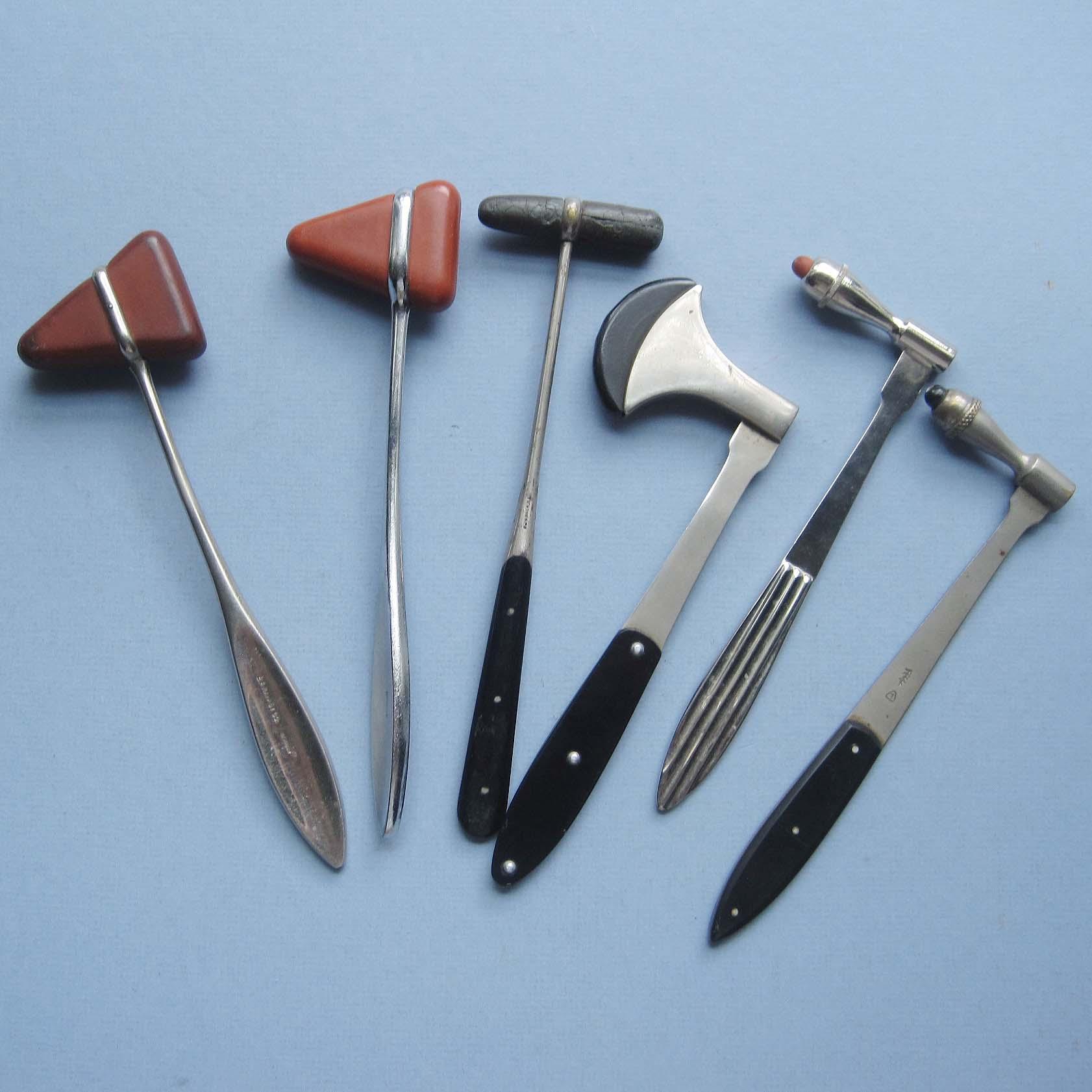 Six Percussion Hammers