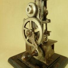 Cookson's Patent No 120 Cast Iron Lock Stitch Sewing Machine Antique