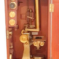 Watson&Son brass microscope (1865)