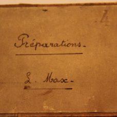 ~GOOD PART SET OF von RAPPARD SLIDES-BOXED~