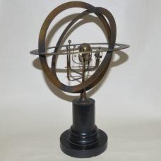 Model Orrery / Planetarium. Ex – window display model.
