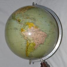 12 inch globe on stand