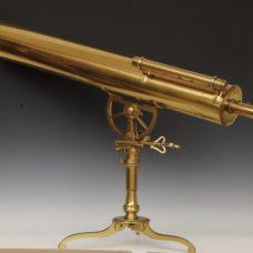 Important historical 5″ gregorian telescope belonging to Hon. Constantine Phipps