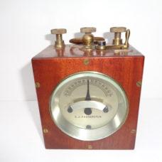 Very rare  deflection meter galvanometer