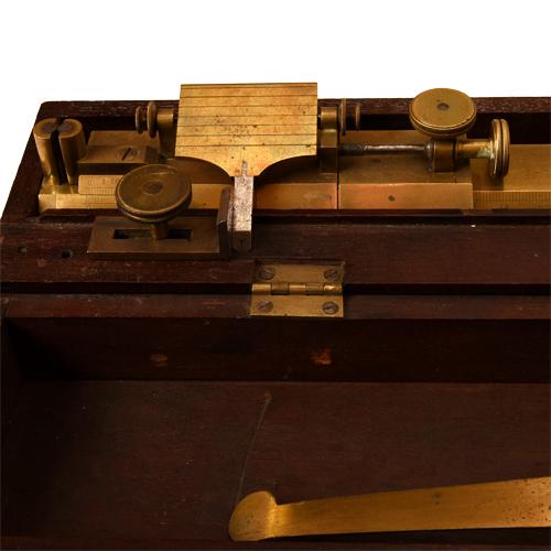 Becker comparator, C 1860