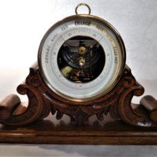 Late 19th Century ANEROID BAROMETER