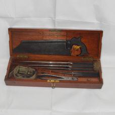 Amputation / surgical set – Wood & Co., York.