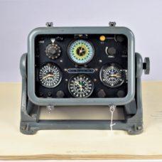 Decca Navigator Mk 12 Display with Decca sea charts – England