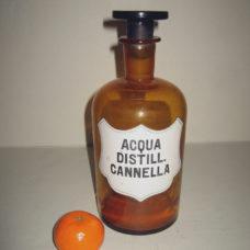 An Italian Apothecary bottle