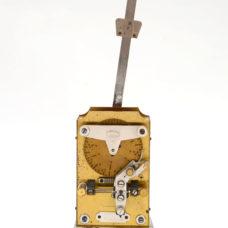 Bowditch-Baltzar's Metronome-contact Clock