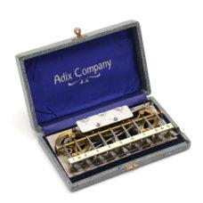 Adix 3, mechanical Calculator
