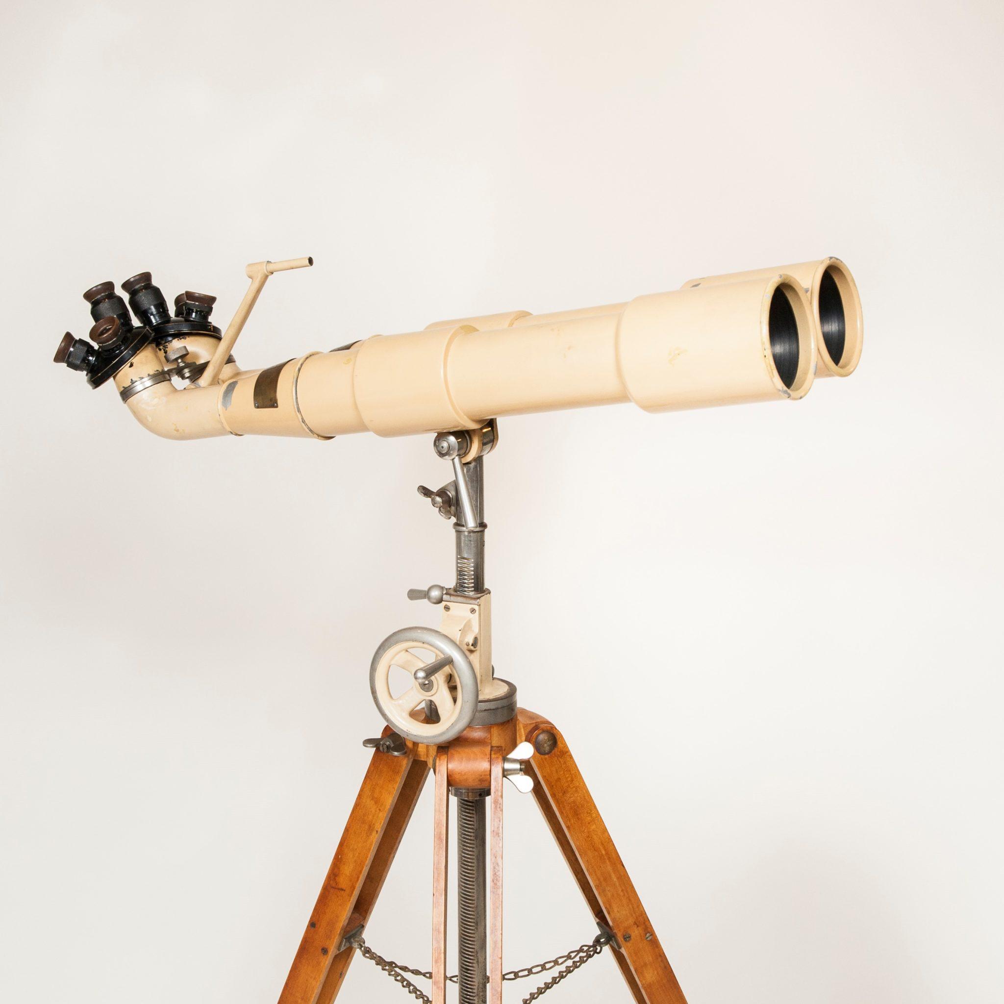 """""""Binotrix"""" binoculars by Ernst Leitz, circa 1928."""