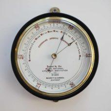 Victorian RNLI Fishermans Aneroid Barometer by Negretti & Zambra London – No 1694