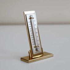 Art Deco Period Desk Thermometer by Negretti & Zambra London