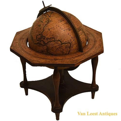 A 5 inch German Globe, C 1800