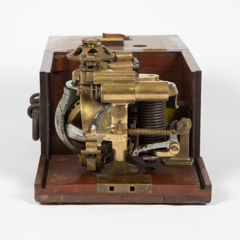 Whitehead & Co torpedo gyroscope dated 1943