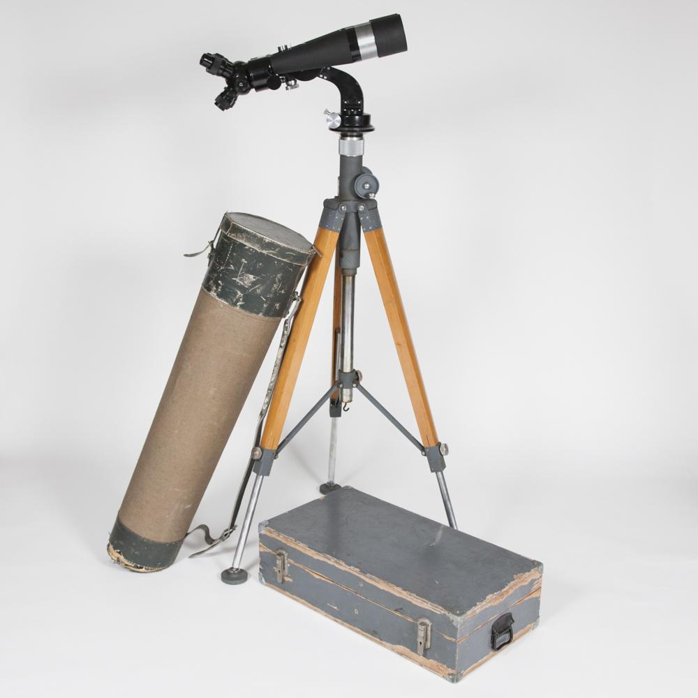 TRIOG turret binoculars by Officine Galileo