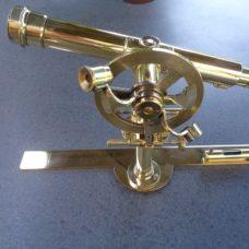 Survying Telescopic Alidade instrument