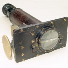 A DIMINUTIVE HAND-HELD SPLIT-LENS RANGEFINDING TELESCOPE