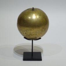 Small Celestial Globe In Brass – France 1st Empire Period