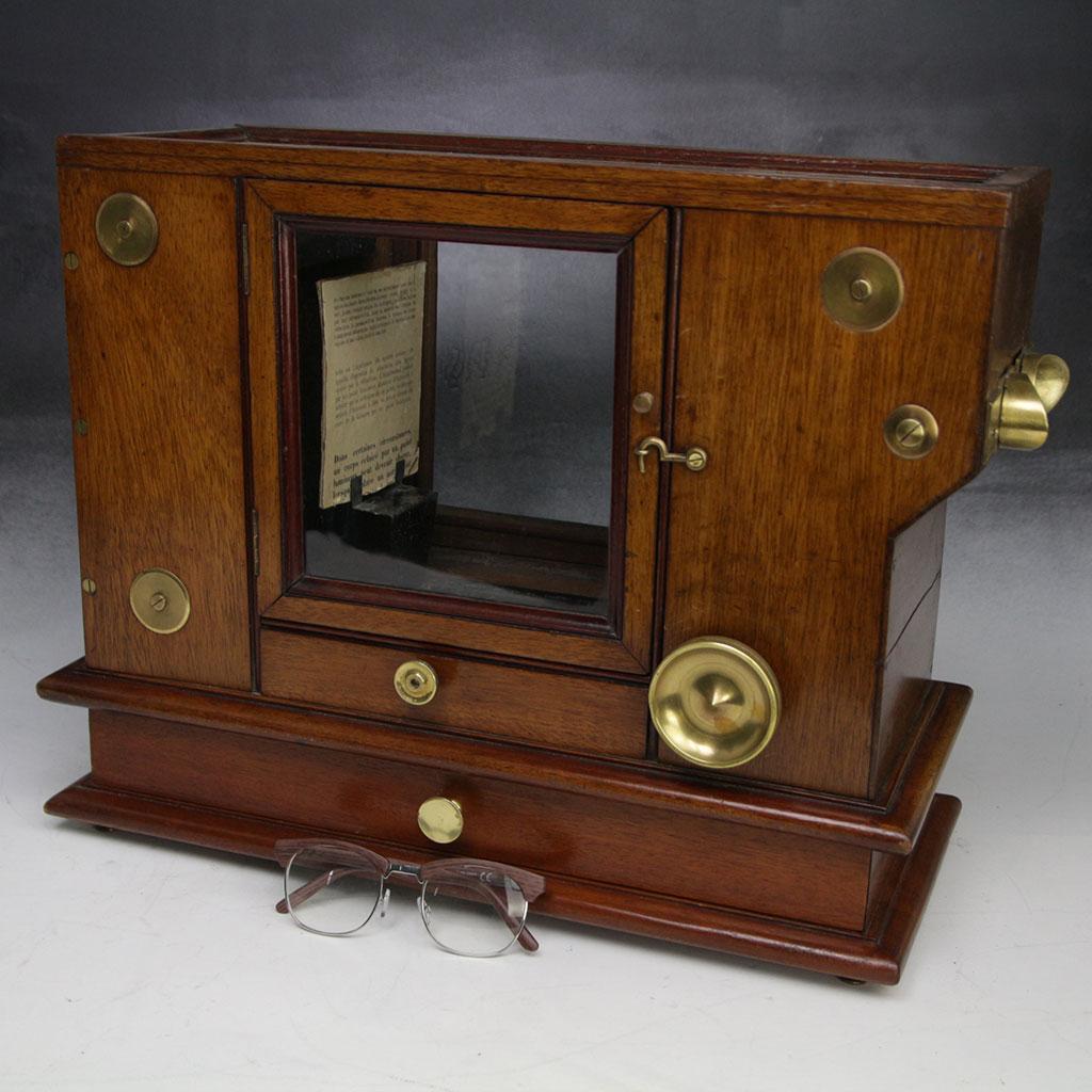 Optician's Carousel a True Eyecatcher