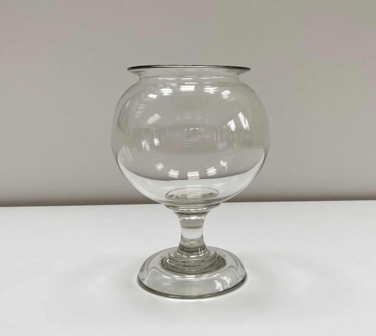 Early Nineteenth Century Leech Jar