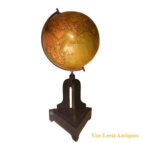 Columbus Globe, C 1930.