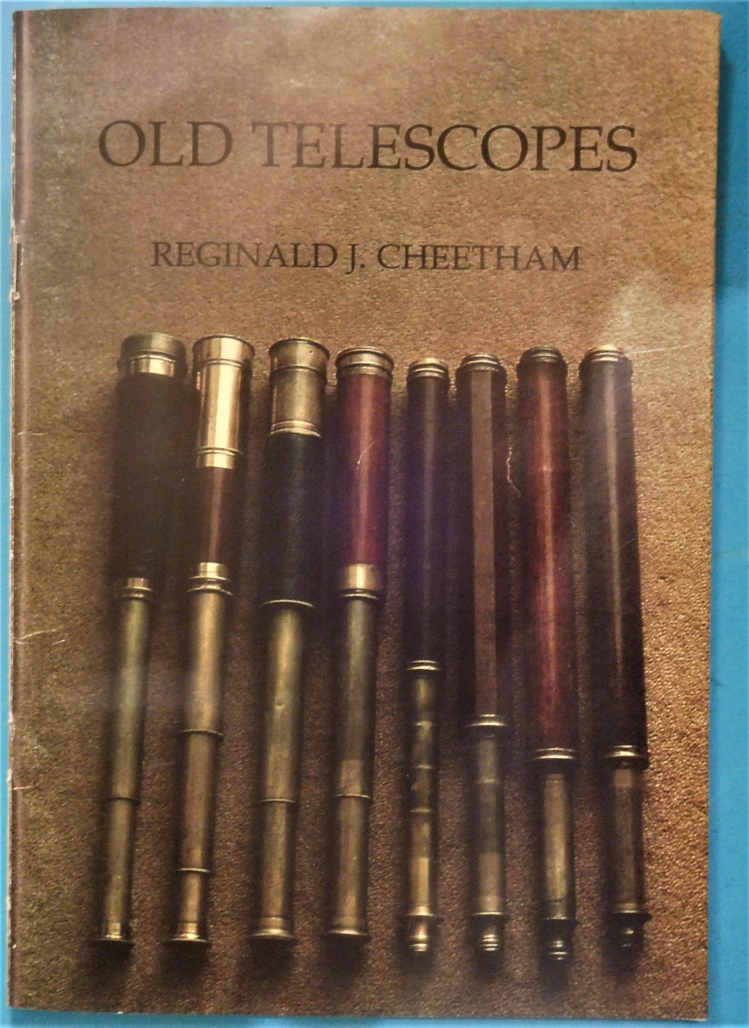 "BOOK "" OLD TELESCOPES """